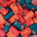 Suikerklontjes, 5 g, doos van 1000 stuks